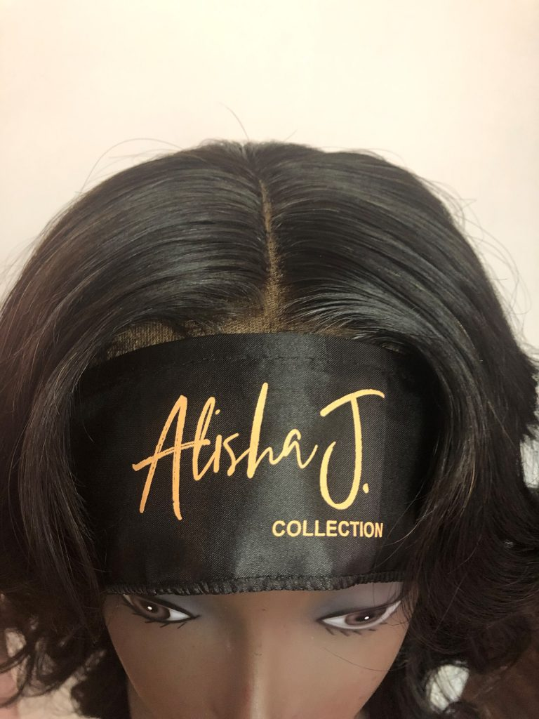 The Wet Look for your Curly Hair Extensions - Alisha Sheffey